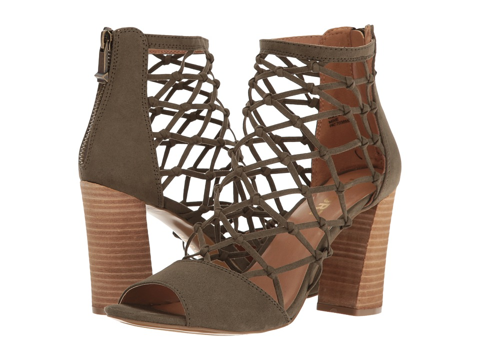Report Mixie (Olive) High Heels