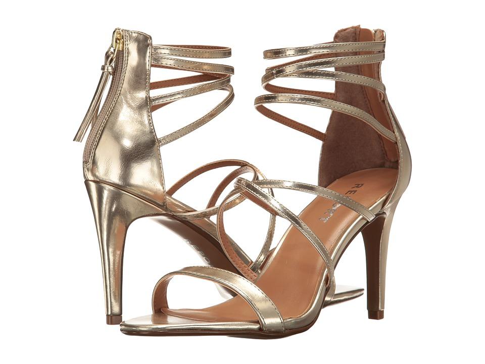 Report Arlo (Gold) High Heels