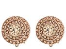 LAUREN Ralph Lauren Vintage Crystal Clip Stud Earrings