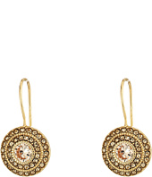LAUREN Ralph Lauren - Vintage Crystal Drop Earrings