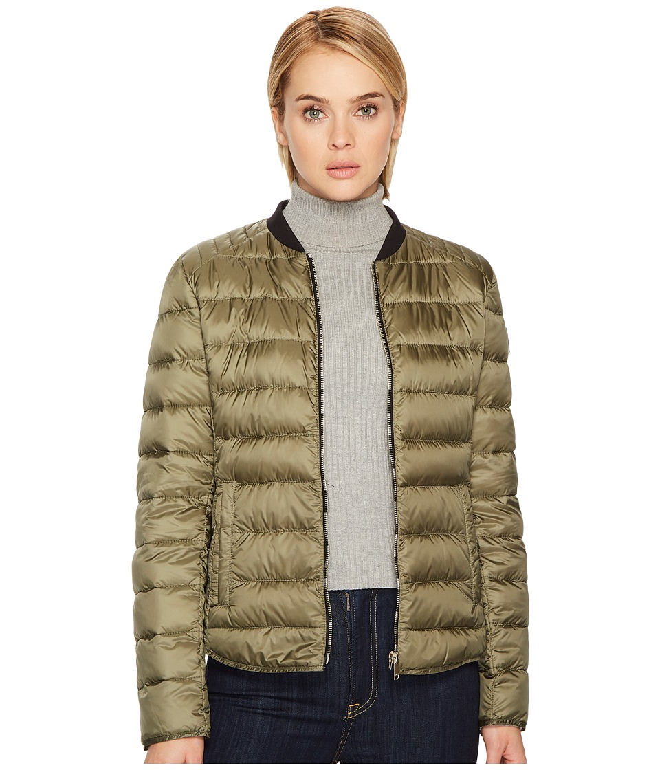 BELSTAFF - Hamford High Density Down Bomber (Bay Leaf) Womens Coat