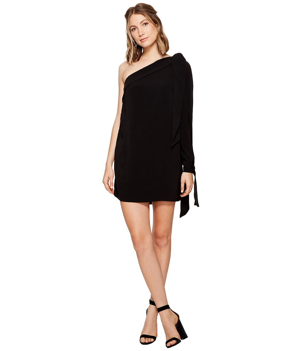 KEEPSAKE THE LABEL All Tied Up Dress (Black) Women
