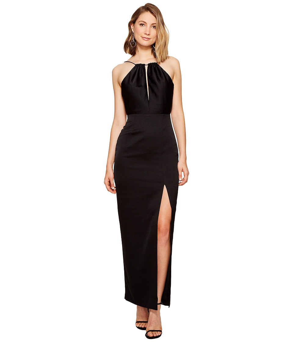 KEEPSAKE THE LABEL Frenzy Gown (Black) Women