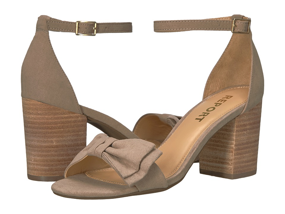 Report Pearlina (Taupe) High Heels