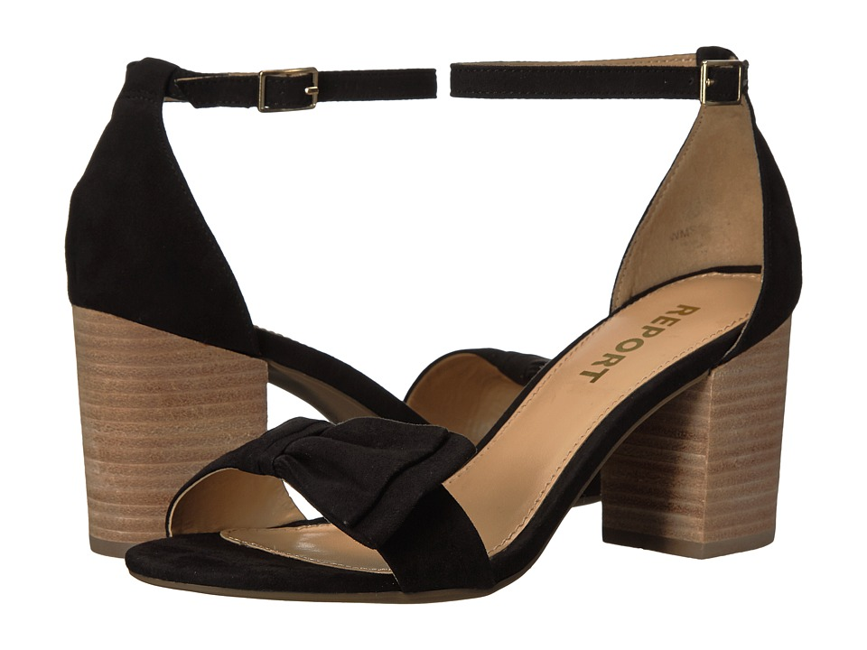 Report - Pearlina (Black) High Heels