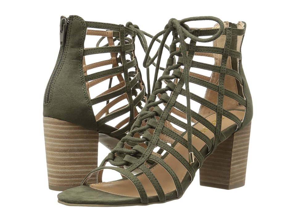 Report Piper (Olive) High Heels