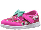 SKECHERS KIDS - Go Walk Bow Wow 81141N (Infant/Toddler/Little Kid)