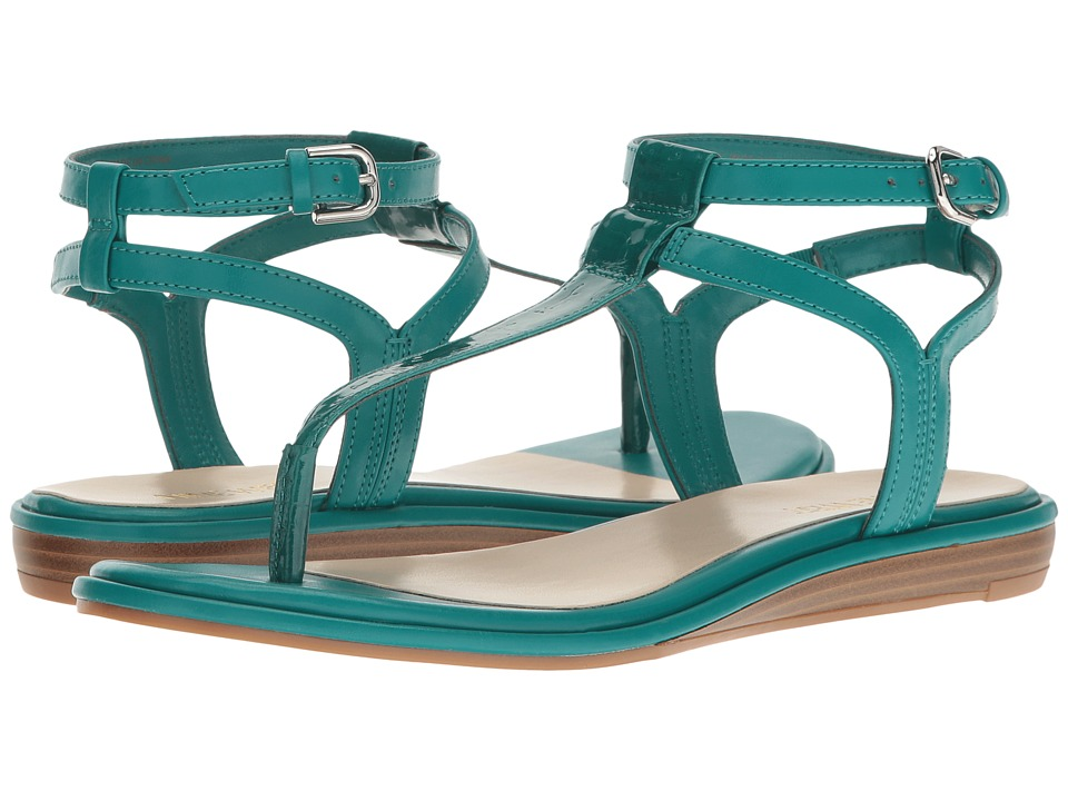 Nine West - Kealna (Peacock PU) Womens Sandals