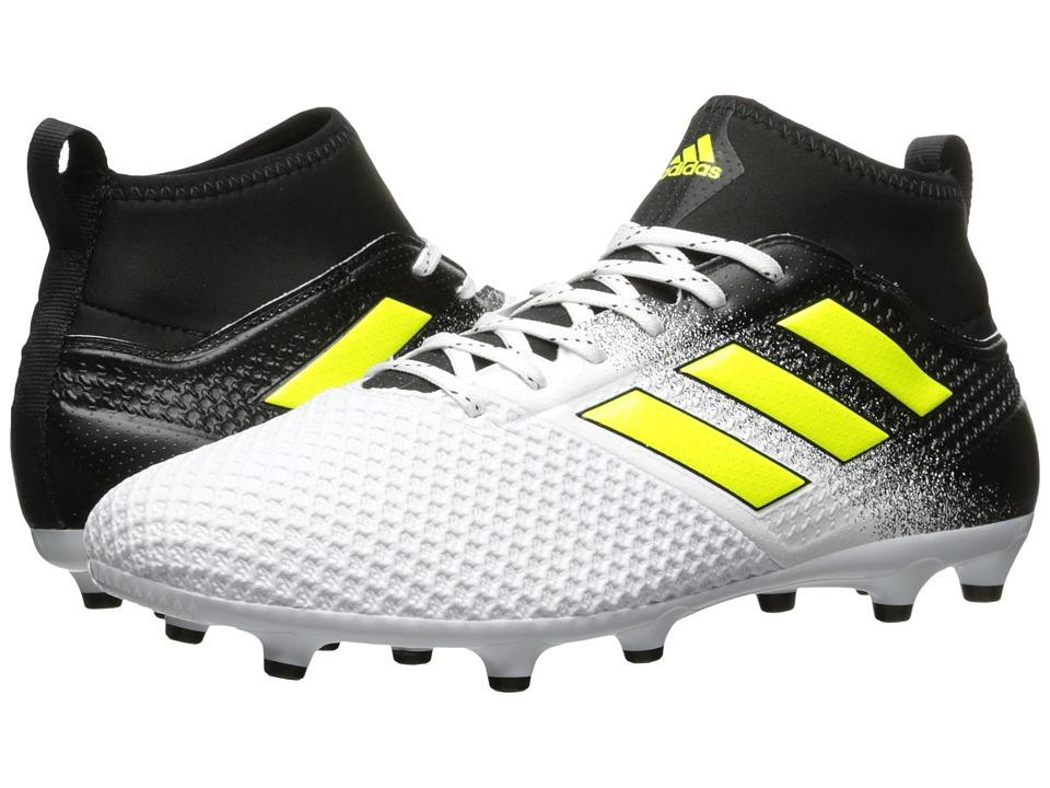 adidas Ace 17.3 FG (Footwear White/Solar Yellow/Core Black) Men