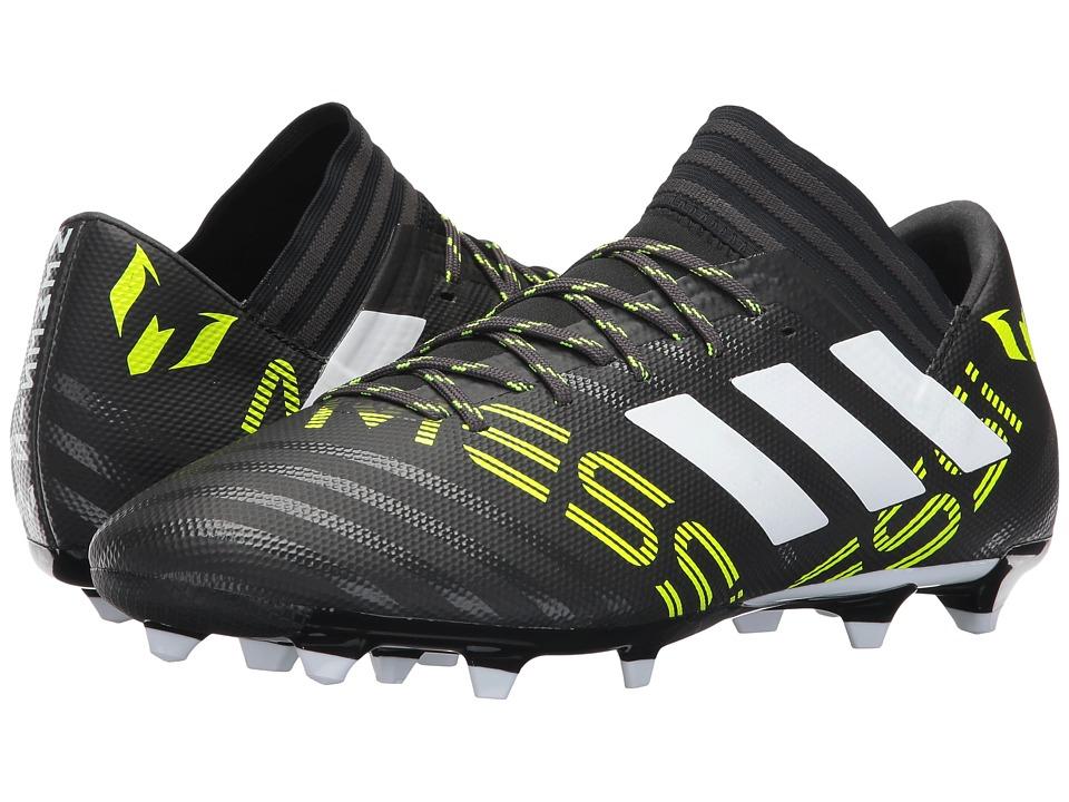 adidas Nemeziz Messi 17.3 FG (Core Black/Footwear White/Solar Yellow) Men