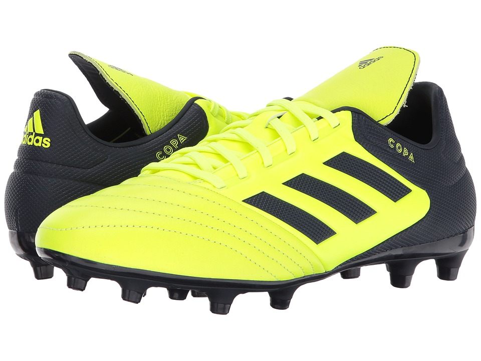 adidas Copa 17.3 FG (Solar Yellow/Legend Ink) Men