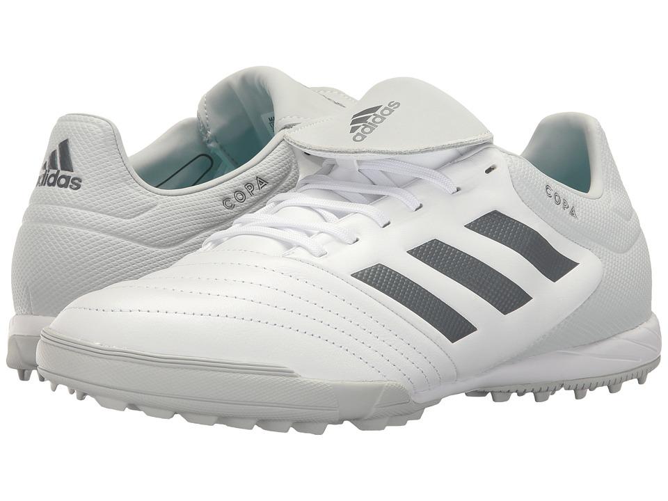 adidas Copa Tango 17.3 TF (Footwear White/Onix/Clear Grey) Men