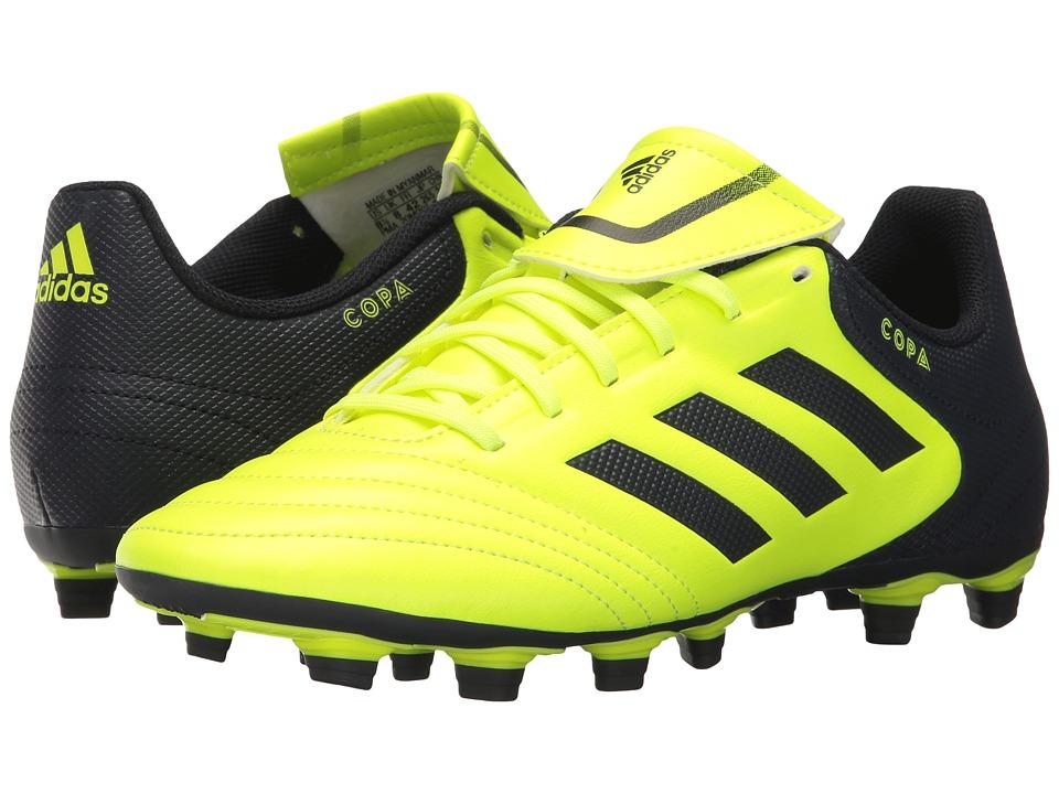 adidas Copa 17.4 FxG (Solar Yellow/Legend Ink) Men