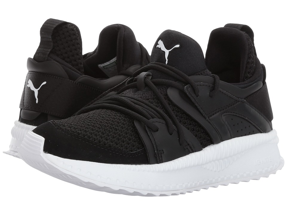 Puma Kids - Tsugi Blaze (Big Kid) (Puma Black/Puma Black) Boys Shoes