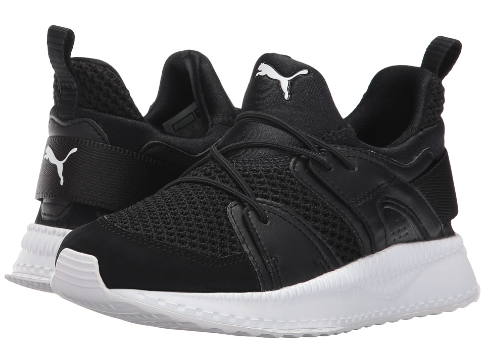 Puma Kids Tsugi Blaze (Little Kid/Big Kid) (Puma Black/Puma Black) Boys Shoes