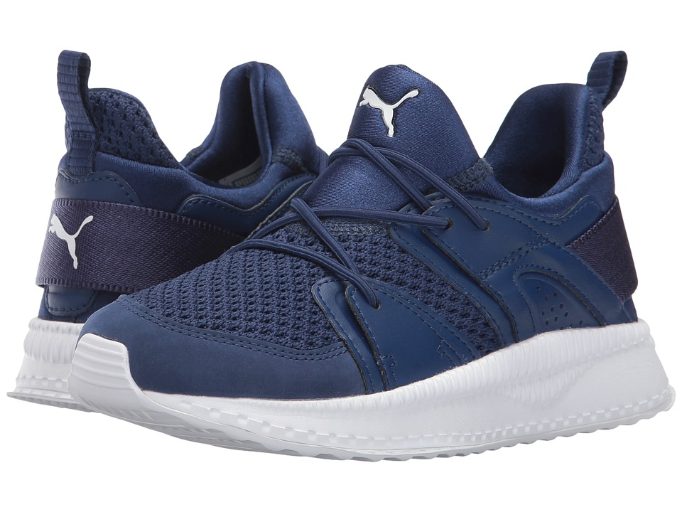 Puma Kids Tsugi Blaze (Little Kid/Big Kid) (Blue Depths/Blue Depths) Boys Shoes