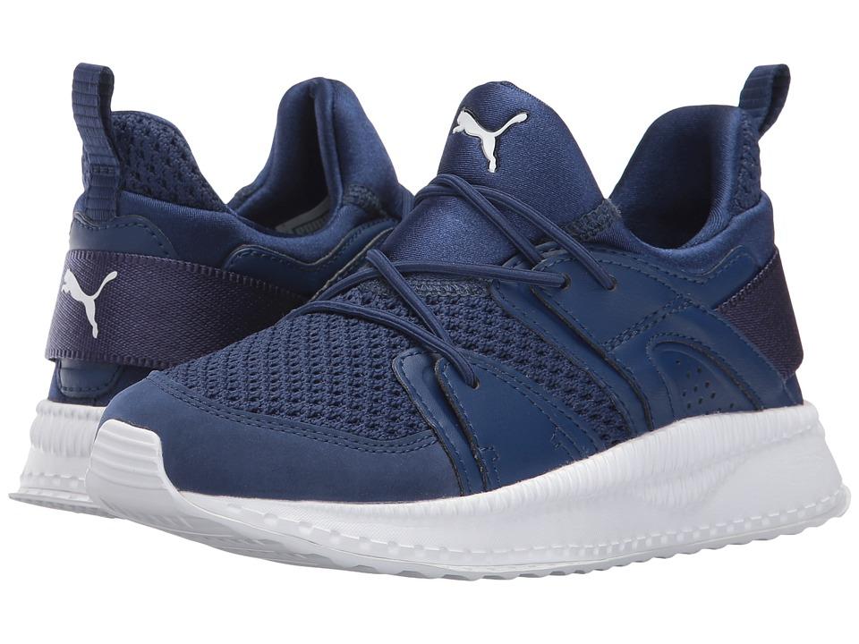 Puma Kids Tsugi Blaze (Little Kid/Big Kid) (Blue Depths/Blue Depths) Boys Shoes