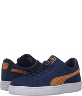 Puma Kids - Suede Classic Terry (Big Kid)