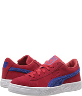 Puma Kids - Suede Classic Terry (Little Kid/Big Kid)