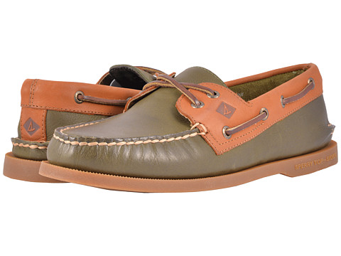 Sperry A/O 2-Eye Cross Lace
