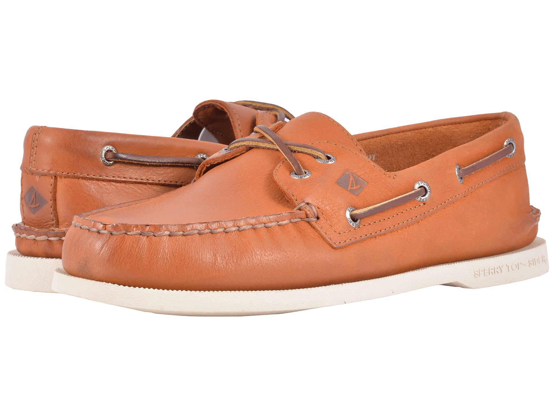 Sperry A/O 2-Eye Cross Lace at Zappos.com