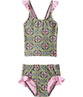 O'Neill Kids - Evelyn Tankini Set (Toddler/Little Kids)
