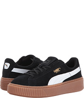 Puma Kids - Suede Platform SNK (Big Kid)