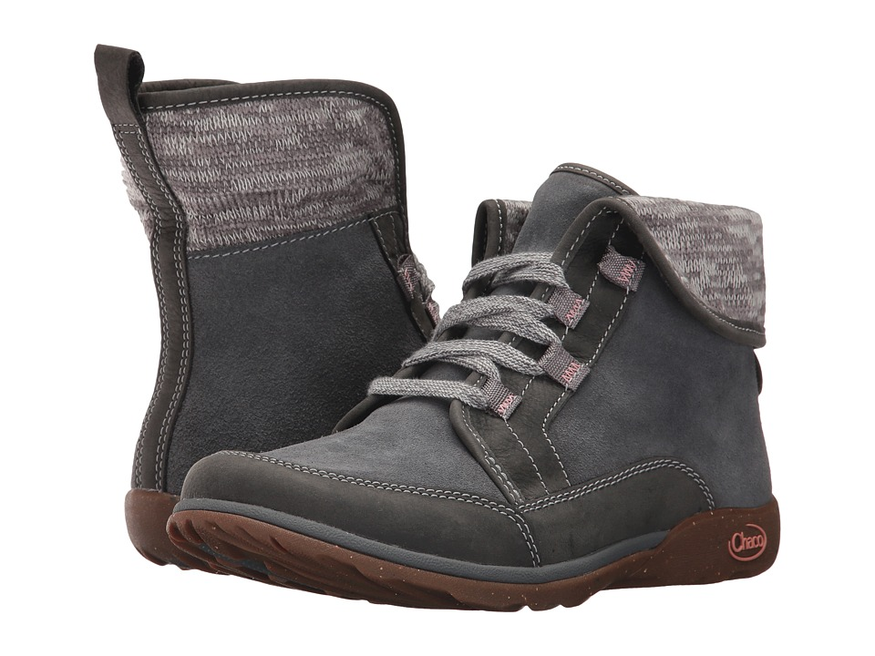 Chaco Barbary (Castlerock) Women's Lace-up Boots