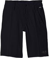 O'Neill Kids - Loaded Solid Hybrid Shorts (Little Kids)