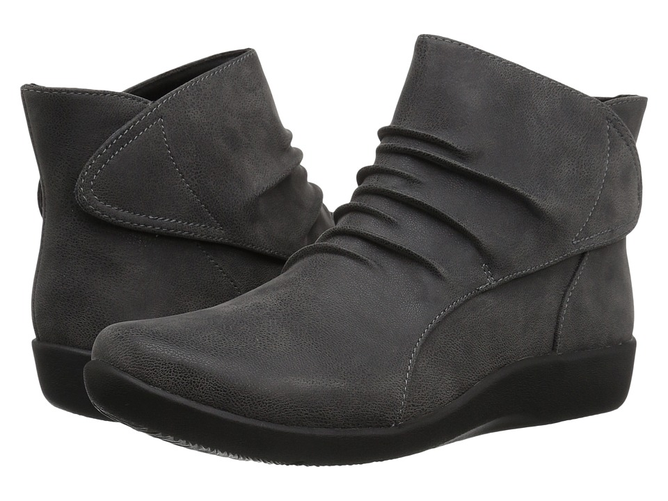 Clarks Sillian Sway (Grey) Women