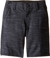 O'Neill Kids - Locked Slub Hybrid Shorts (Toddler/Little Kids)