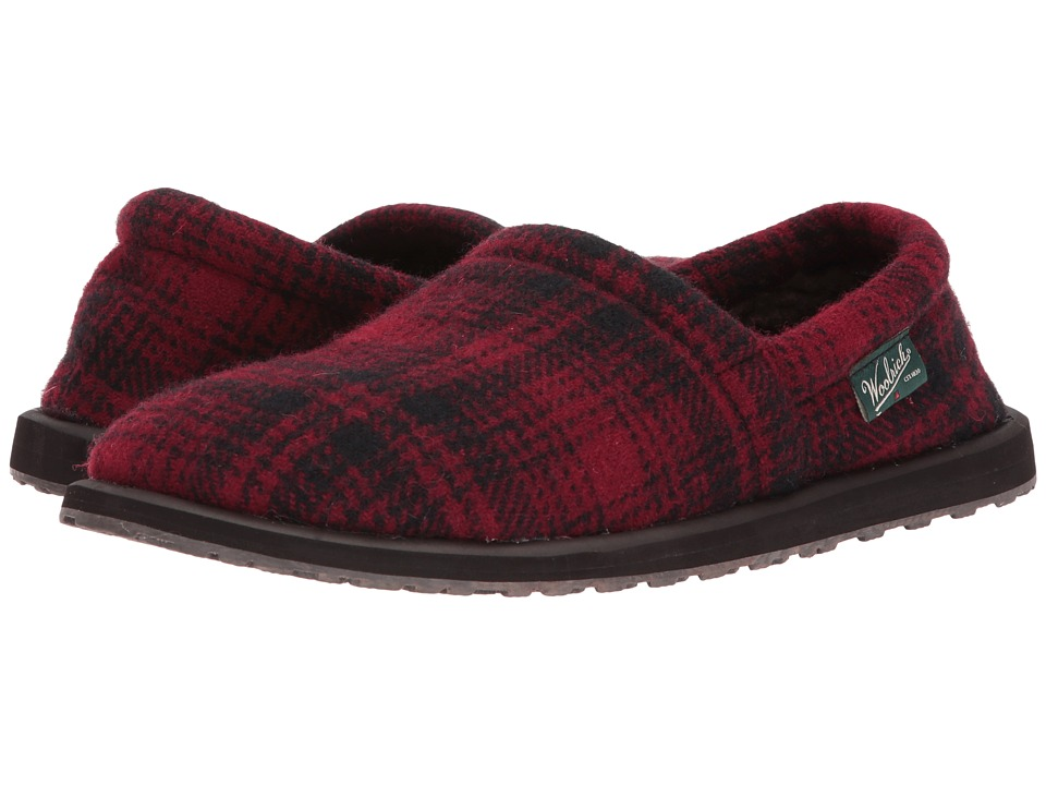 Woolrich Chatham Chill II (Red Hunting Plaid Wool) Men