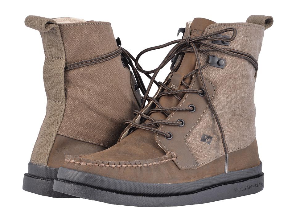Sperry A/O Surplus Boot (Brown) Men