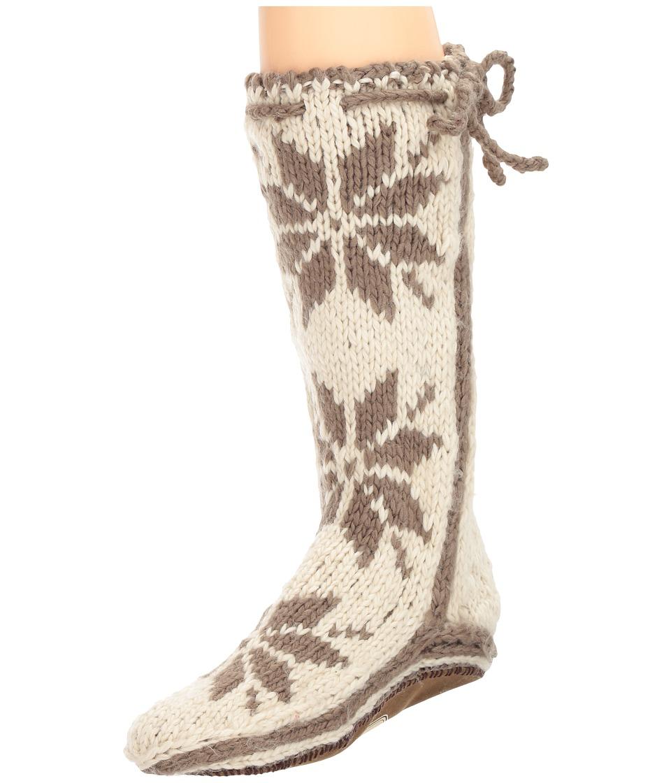 Woolrich Chalet Sock (Birch) Women