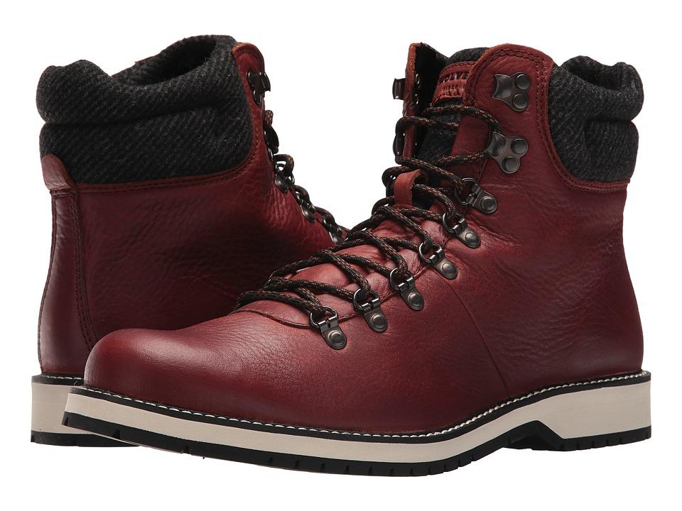 Wolverine - Sidney Waterproof (Brown) Men's Boots