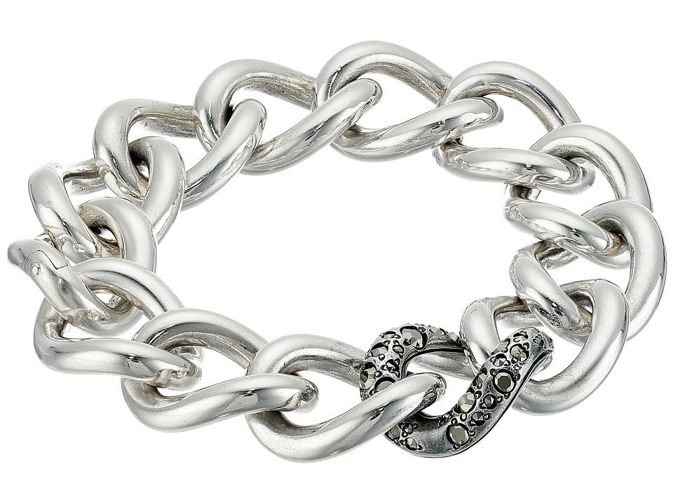 Pomellato 67 - B.A8061MA/A Gourmette Bracelet (Silver/Mar...