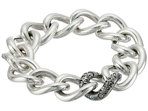 Pomellato 67 B.A8061MA/A Gourmette Bracelet - Silver/Marcasite