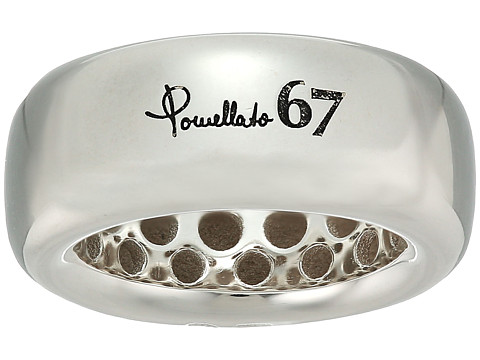 Pomellato 67 Gourmette Fedona Big Ring - Silver