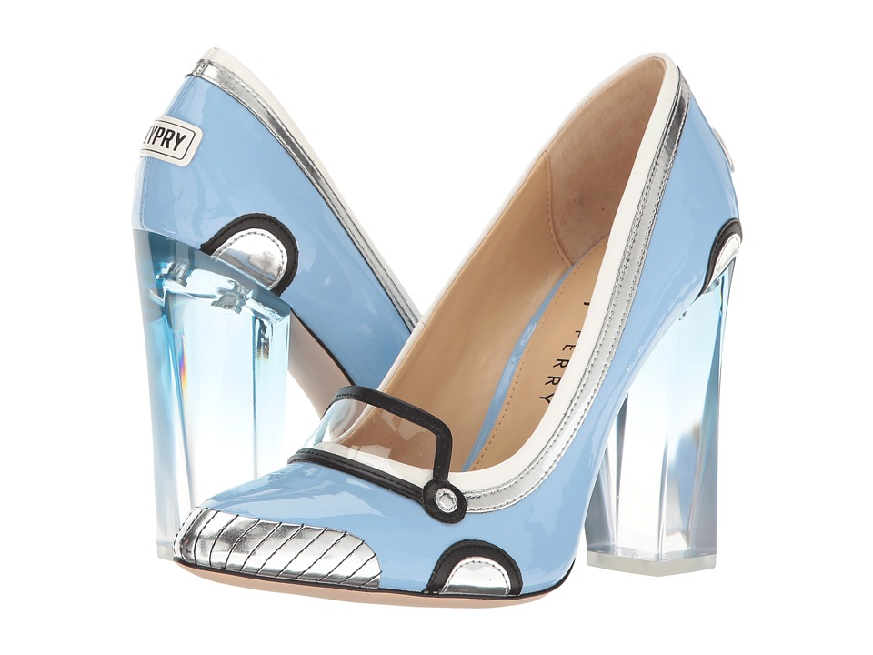Katy Perry The Thelma (Soft Blue Patent) Women