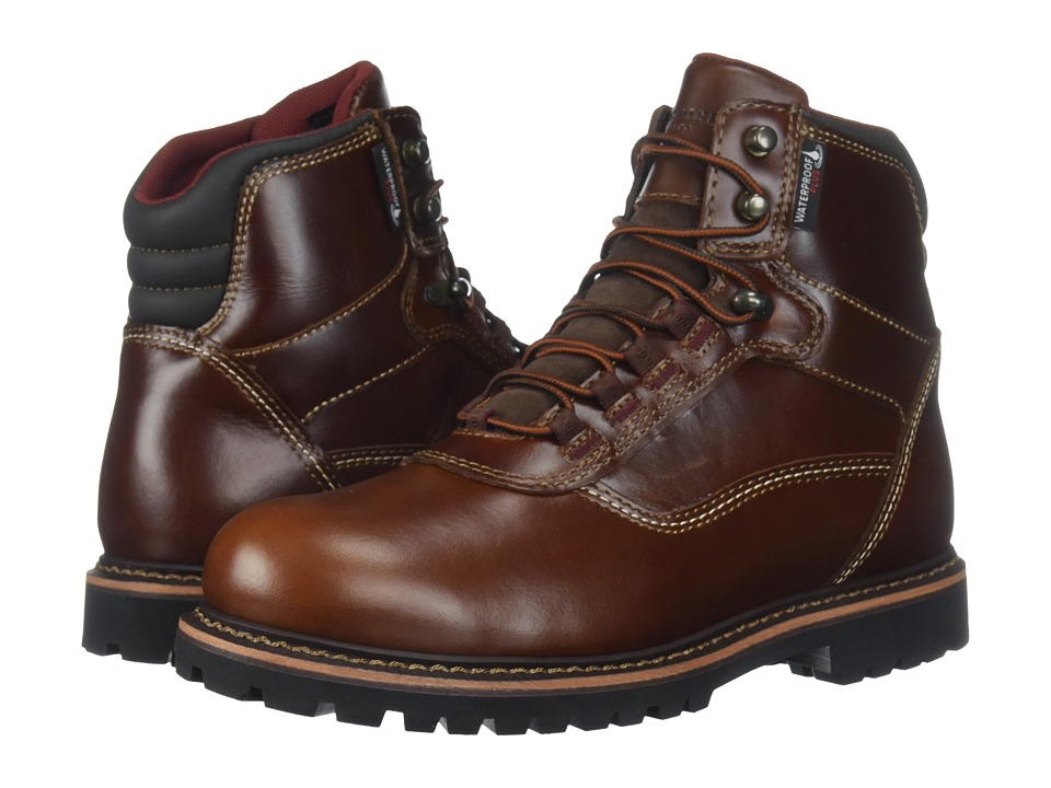 Wolverine Neilson Waterproof (Brown) Men's Boots