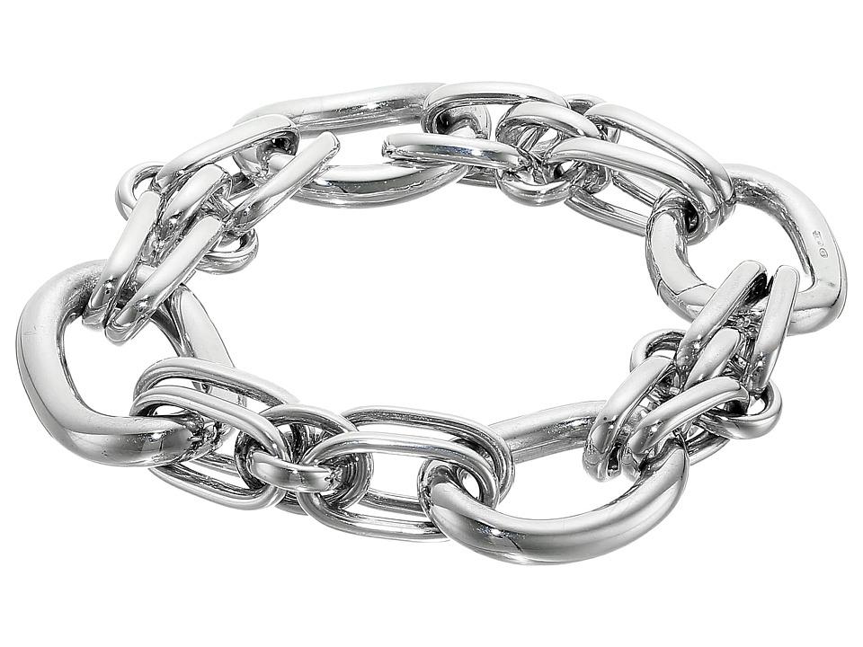 Pomellato 67 - B.B312/A/20 20cm 3 Link Oval Bracelet