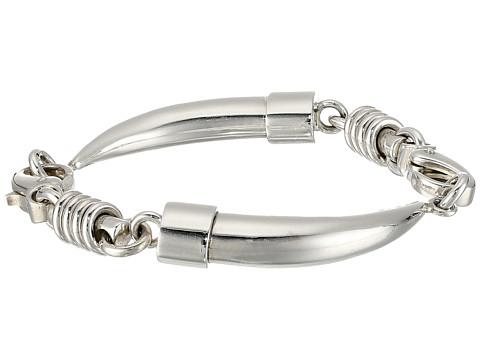 Pomellato 67 B.B223/A Gourmette Dente Bracelet - Silver