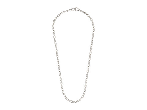 Pomellato 67 74cm Double Clip Chain Necklace - Silver