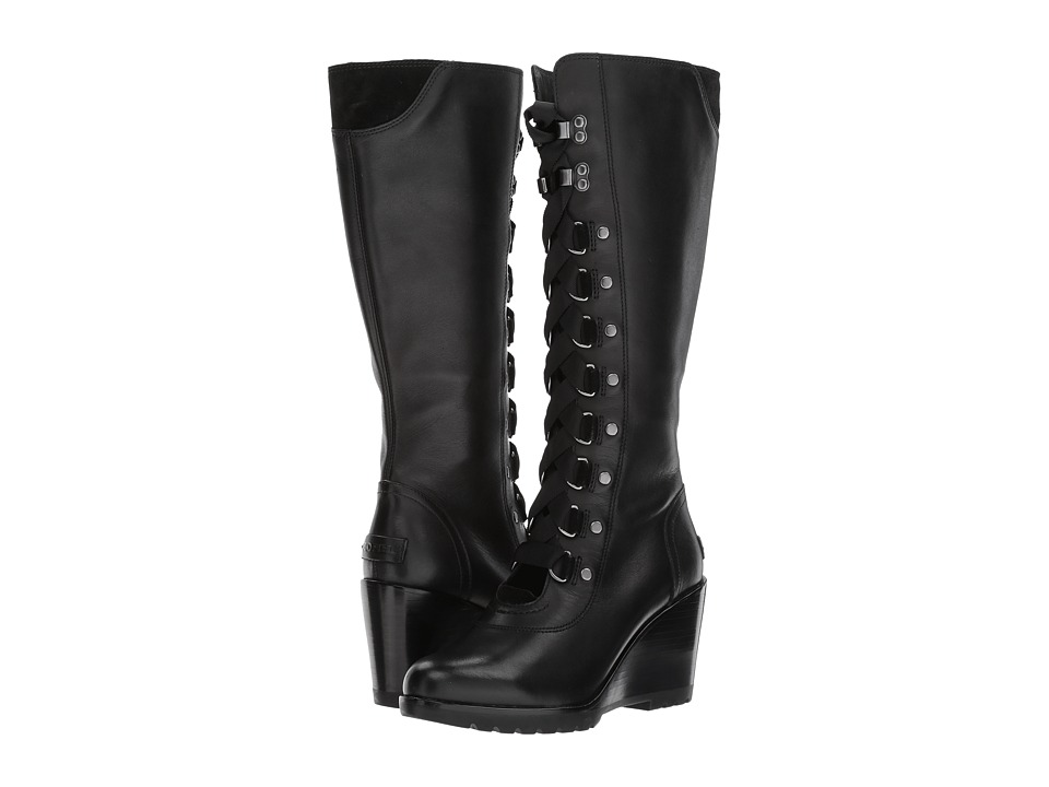SOREL After Hours No-Tongue Tall (Black) Women