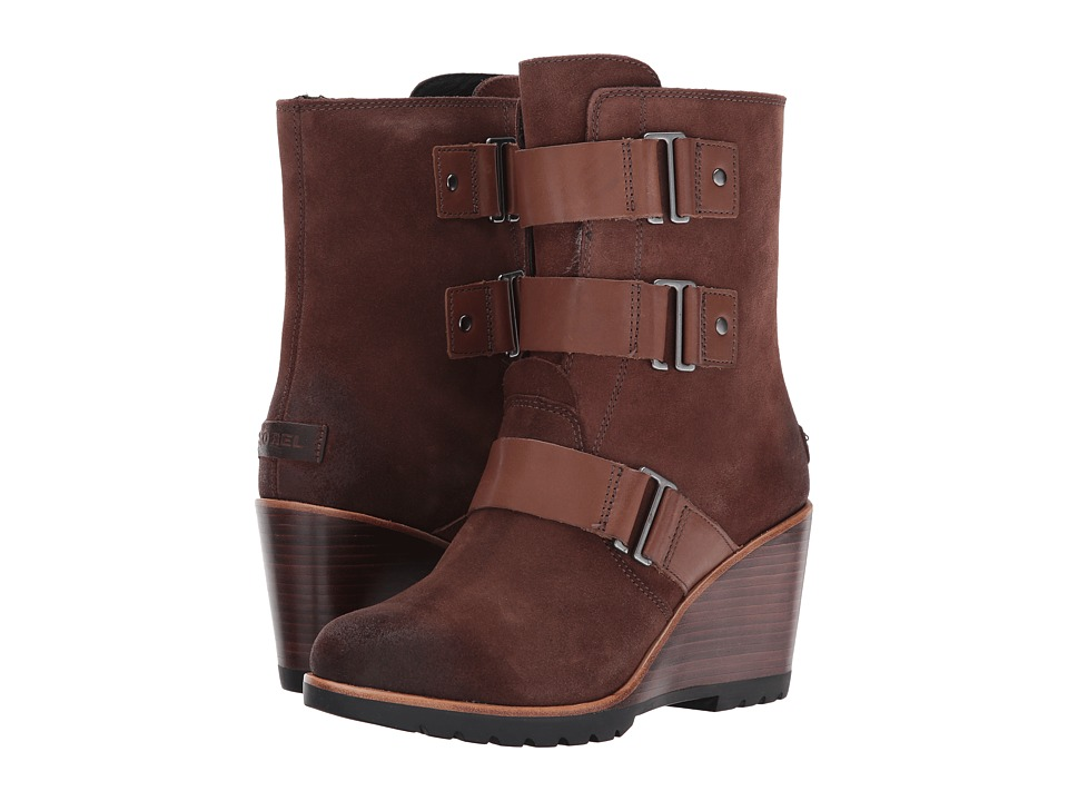 SOREL After Hours Bootie (Tobacco) Women