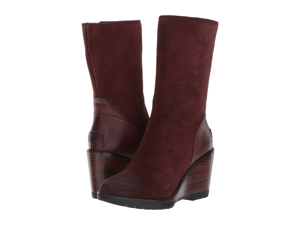 SOREL After Hours Mid (Redwood) Women