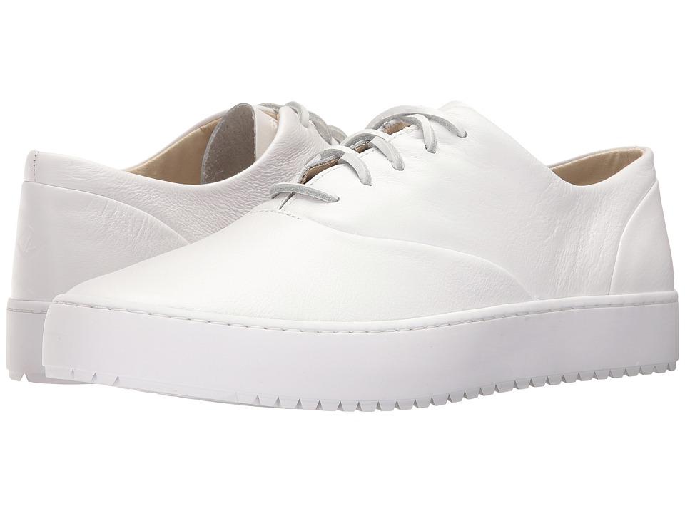 Sperry Endeavor CVO Leather (White) Men