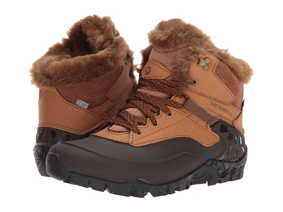 Merrell Aurora 6 Ice+ Waterproof (Merrell Tan) Women