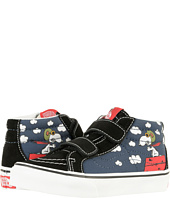Vans Kids - SK8-Mid Reissue V x Peanuts (Little Kid/Big Kid)