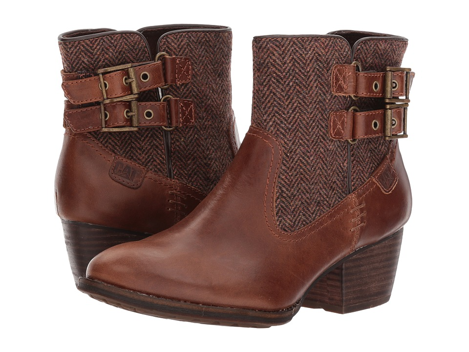 Caterpillar Casual Willa Tweed (Brown Sugar) Women